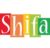 Shifa colors logo