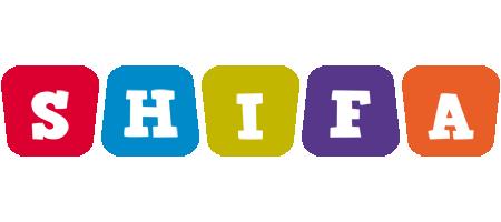Shifa kiddo logo