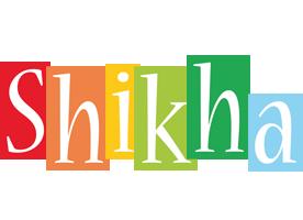 Shikha colors logo