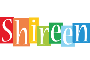 Shireen colors logo