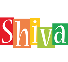 Shiva colors logo