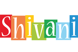 Shivani colors logo