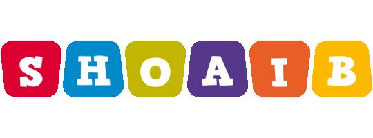 Shoaib kiddo logo
