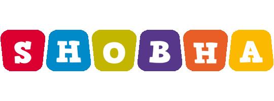 Shobha kiddo logo