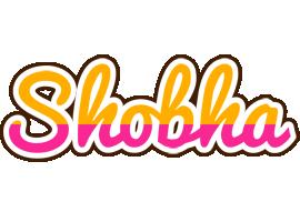 Shobha smoothie logo
