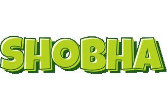 Shobha summer logo