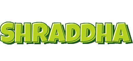 Shraddha summer logo