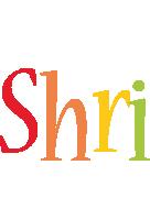 Shri birthday logo