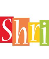 Shri colors logo