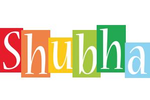 Shubha colors logo