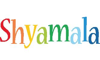 Shyamala birthday logo