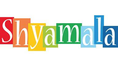 Shyamala colors logo