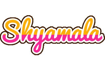 Shyamala smoothie logo