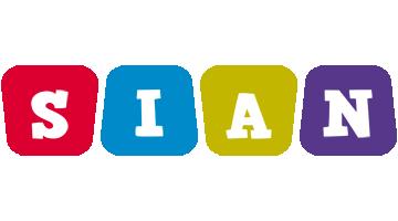 Sian kiddo logo