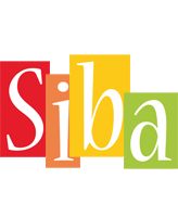 Siba colors logo