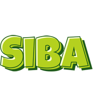 Siba summer logo