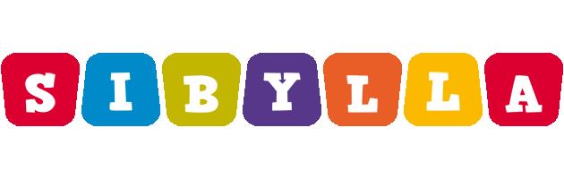 Sibylla kiddo logo