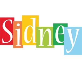 Sidney colors logo