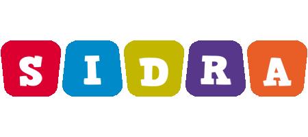 Sidra kiddo logo