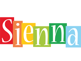 Sienna colors logo