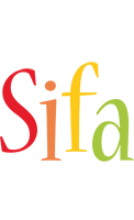 Sifa birthday logo