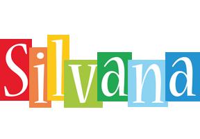 Silvana colors logo