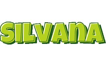 Silvana summer logo