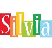 Silvia colors logo