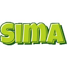 Sima summer logo