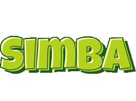 Simba summer logo