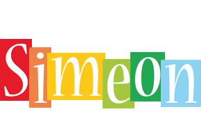 Simeon colors logo