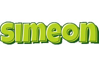 Simeon summer logo