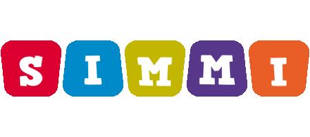Simmi kiddo logo