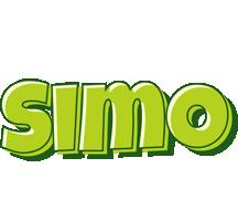 Simo summer logo