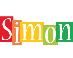 Simon colors logo