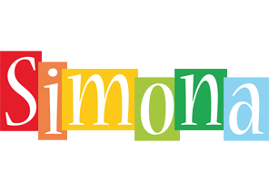 Simona colors logo