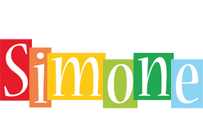 Simone colors logo