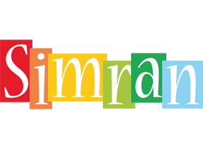 Simran colors logo