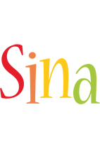 Sina birthday logo
