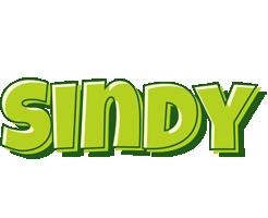 Sindy summer logo