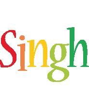 Singh birthday logo