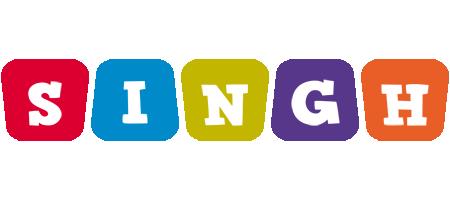 Singh kiddo logo