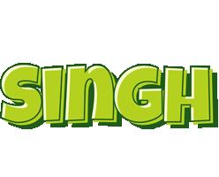 Singh summer logo