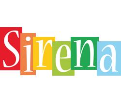 Sirena colors logo
