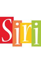 Siri colors logo
