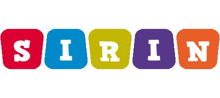 Sirin kiddo logo