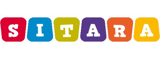 Sitara kiddo logo