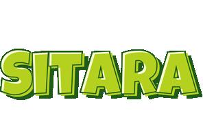 Sitara summer logo