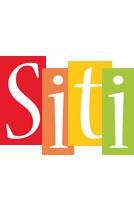 Siti colors logo