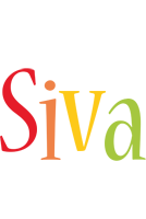 Siva birthday logo